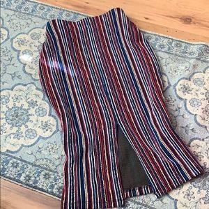 Zara Skirt w/front slit